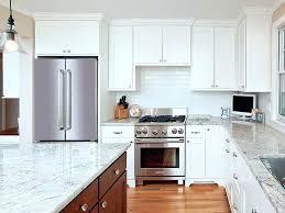 white and grey quartz countertops image of white kitchen cabinets with white quartz white shaker cabinets