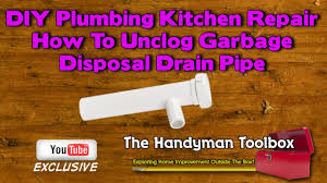 How To Unclog A Sink  A DIY Guide  London Drainage ServicesDiy Unclog Kitchen Sink