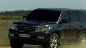 2008 Toyota Land Cruiser V8 - YouTube