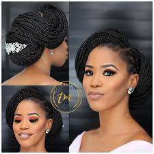 Box Braids Hair Style box braids for wedding get inspired by this flattering braided 4394 by wearticles.com