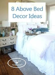 behind bed decor above the bed wall decor 8 above bed ideas bedroom wall decor ideas