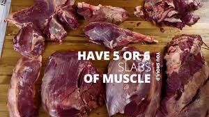 How To Break Down A Hindquarter