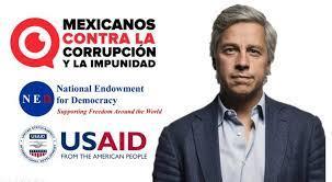 Periodista revela que MCCI de Claudio X. González recibió financiamiento de  EEUU por 47.5 mdp en 3 años – Sin Línea Mx