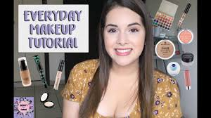 everyday makeup tutorial spanish beauty with flavia little