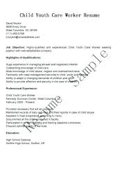 Child Care Provider Cover Letter Resume For A Daycare Job Inside ...