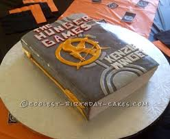 really cool hunger games cakes.  Really Intended Really Cool Hunger Games Cakes G