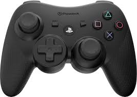 sony ps3 controller. power a wireless licensed for sony ps3 - black ps3 controller t