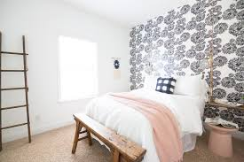 use wallpaper in modern home decor