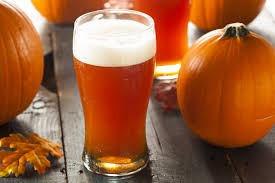 Image result for pumpkin beer jpg