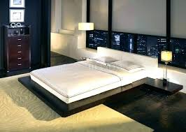 Low Profile Queen Platform Bed Low Profile Bed Coaster Queen Low ...