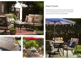 Shop the Vinehaven Patio Collection on Lowes