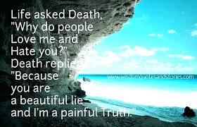 Famous Quotes About Death Interesting Imágenes De Famous Quotes On Life And Death