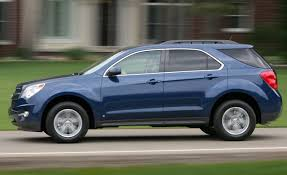 2010 Chevrolet Equinox | Second Drive | Reviews | Car and Driver