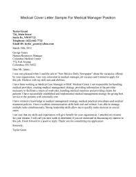 30 Cover Letter For Medical Job Medical Assistant Cover Letter