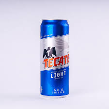 tecate light can