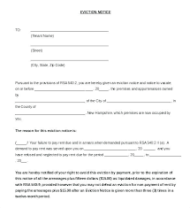 Eviction Letter Template Uk Best 48 Rental Eviction Notice Template Example Printable Free Word