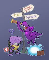 bane and void dota2 by phsueh on deviantart