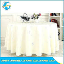 round vinyl tablecloths with elastic elastic vinyl table covers elasticized table