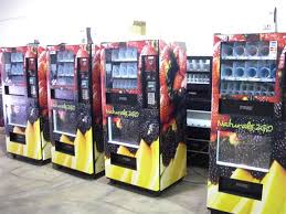 Vending Machine Wraps Simple Used Vending Machines Piranha Vending