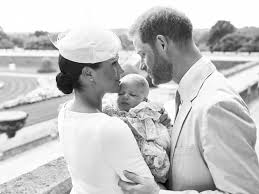 Find the perfect archie mountbatten windsor stock photos and editorial news pictures from getty images. Every Photo Prince Harry And Meghan Markle Have Shared Of Archie Harrison Mountbatten Windsor Marie Claire Australia