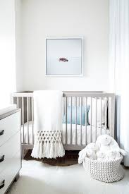 baby boys furniture white bed wooden. white and gray nursery features a crib oeuf sparrow lined with organic baby boys furniture bed wooden