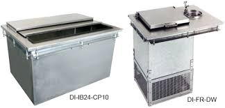the drop in ice bins and drop in ice cream freezers include special angle brackets u channelounting bolts for a clean and easy installation