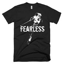 Fearless Mens Ski T Shirt