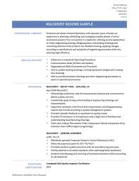 Machinist Resume Resumenist Samples Example Cnc Sidemcicek Com Classy Also Resumes 2