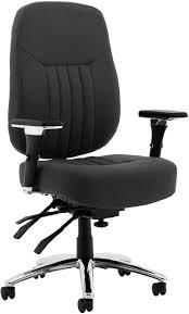 Modern office chairs are available with fabric mesh backs. Katmai Deluxe Fabric Office Chair Executive Office Chairs