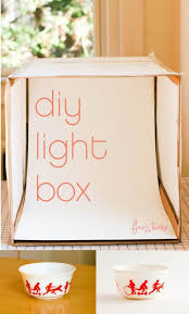 diy photo light box tutorial