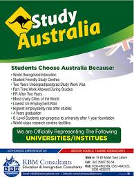 Study in Australia for Pakistani students