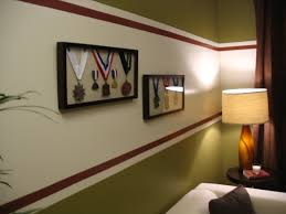 Paint Design For Walls Doing This In The Master Bedroom But With Different Colors Not