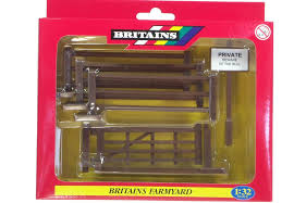 britains farm fences with gate 3 fence panels gate