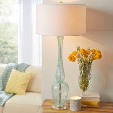 Kirbyville Glass Table Lamp