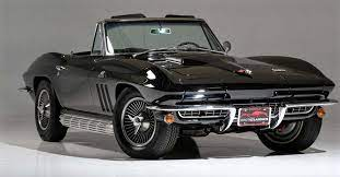 25 Fastest Muscle Cars Of The 60s And 70s Chevrolet Corvette Corvette Muscle Cars