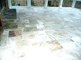 best tile for outdoor use