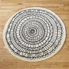 modern round rugs modern round rugs cb2 designer design inspiration