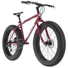 redline bikes grizz fat bike 16 sm frame red walmart com