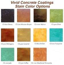 Sherwin Williams Stain Chart Sherwin Williams Concrete Stain Videoflix Co