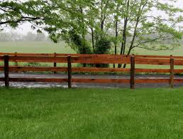 wooden farm fence. 448 Feet Of Traditional, Wood Fence Were Installed To Enclose Two Sacrifice Areas On This Virginia Horse Farm. Wooden Farm E
