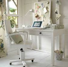 White office decors Work Office Source Pinterest Homemydesigncom 28 White Small Home Office Ideas Home Design And Interior