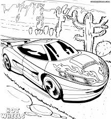 Hot Wheels coloring pages | Coloring pages to download and print