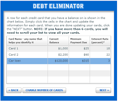 Online Debt Snowball Calculator The Best Debt Repayment Tools And Apps The Simple Dollar