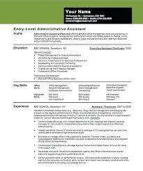Sample Entry Level Resume Examples Entry Level Bank Teller Resume