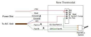 digital thermostat jayco rv owners forum and here is the new thermostat wiring diagram