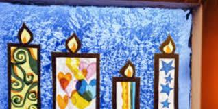 Fensterbild Für Den Advent Familiede