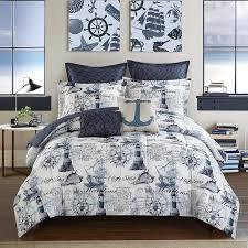 casa nautical 7 piece comforter set 800x800 the best nautical