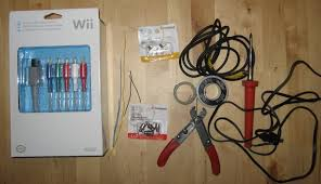 nintendo wii combo component composite cable 6 steps