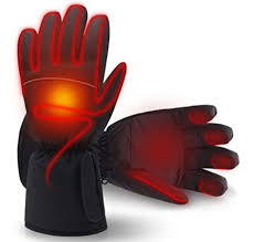 GLOBAL VASION <b>Winter</b> Warm <b>Electric</b> Battery <b>Heated Gloves</b> for ...