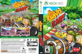 El Chavo Kart Dublado PTBR Xbox 360 COMPRAR JOGOS LTU / RGH / LT 3.0 JOGOS  DUBLADO
